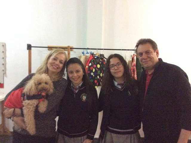"Equipo de Investigación ""Don Bosco"" con Enma Ozores y Vicente Renovell"